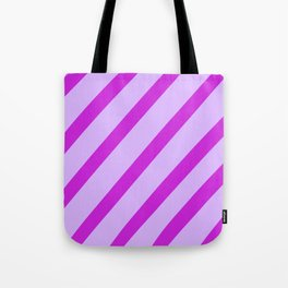 Royal Stripes Tote Bag
