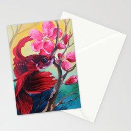 Springtime Beta Stationery Cards