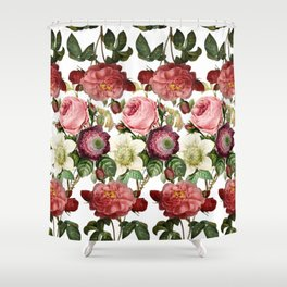 Fun with Florals Shower Curtain