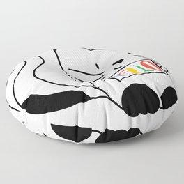 HELLO - CAT Floor Pillow
