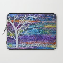 Abstract Tree Landscape Laptop Sleeve