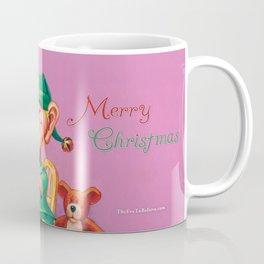 Elf Karl - Fluffy Animals & Dolls Department Coffee Mug