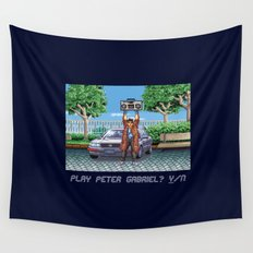 Unblockable 'Say Anything' Attack Wall Tapestry