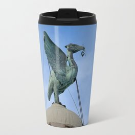 Liver bird Travel Mug