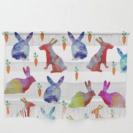 Rabbits Joy Wall Hanging