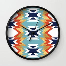 Patchwork No.1 Wall Clock