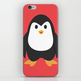 Penguin Happy iPhone Skin