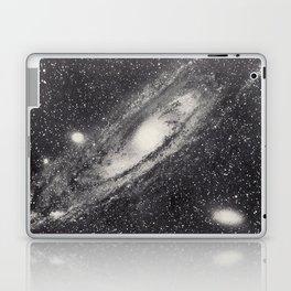 Vintage Astronomy-Nebula M31 Andromeda Laptop & iPad Skin