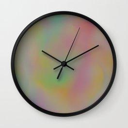 Gradient VII Wall Clock