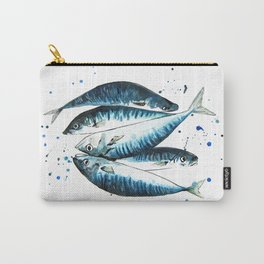 Mackerel - Scomber Scombrus Carry-All Pouch