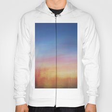 Abstract Sunset Hoody