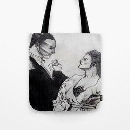 Erik & Christine Tote Bag