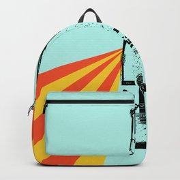 Topo Chico Retro Pop Art Backpack