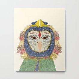 Kavian Metal Print