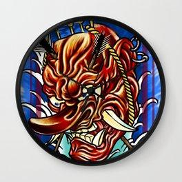 The Oni Wall Clock