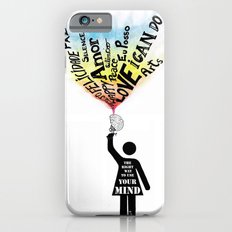 The Right way to use your mind Slim Case iPhone 6s