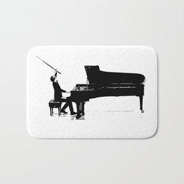 Piano Passion Bath Mat