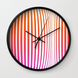 Girly time Wall Clock