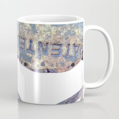 Manhole Crab with Lace Coffee Mug