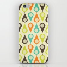Oh What A Lovely Pear. iPhone Skin