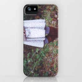 Bookish 03 iPhone Case
