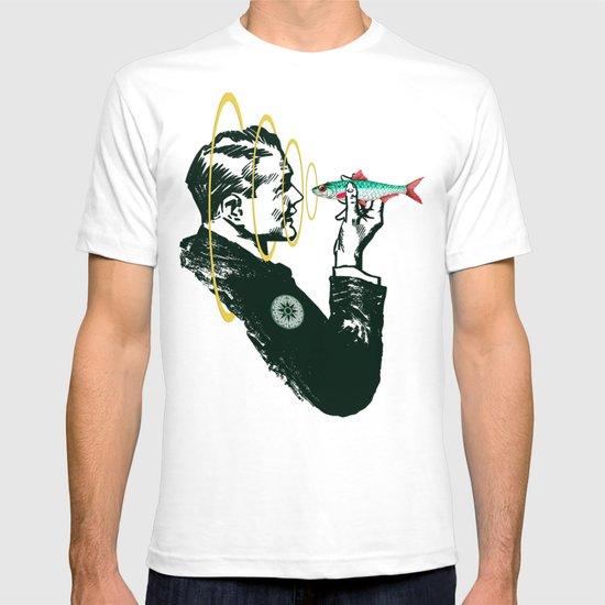 Hypnotic sardine  T-shirt