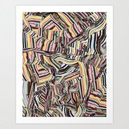 Origami One Art Print