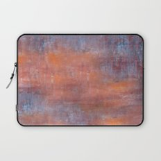 Orange Color Fog Laptop Sleeve