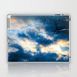 Celestial Grunge Clouds Laptop & iPad Skin
