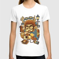 instagram T-shirts featuring Instagram by anggatantama