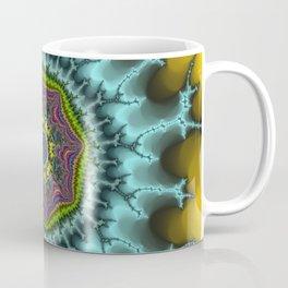Fractal Agate Coffee Mug