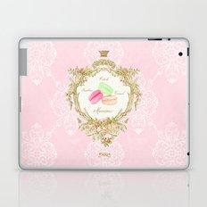 French Patisserie Macarons Laptop & iPad Skin