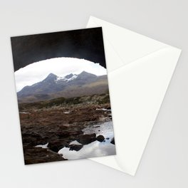 Mountains Lewis and Harris 2 Stationery Cards