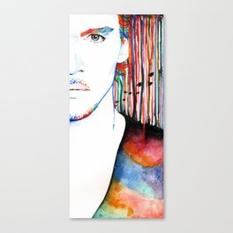The Stuff We're Made Of Canvas Print