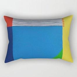 Childhood Daydreams Rectangular Pillow