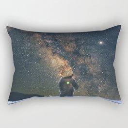 Space /Bear /Milkyway Rectangular Pillow