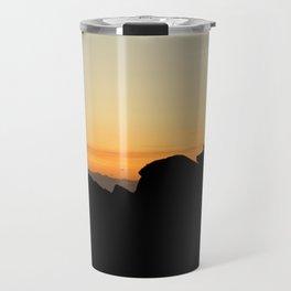 Christmas Cove  Travel Mug