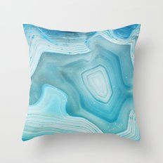 THE BEAUTY OF MINERALS 3 Throw Pillow