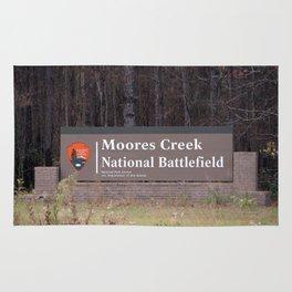 Moores Creek National Battlefield Rug