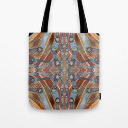 Night Portal Dream Pattern Tote Bag
