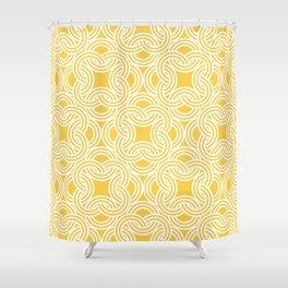 California, Nautical, Beach, Geometrical Pattern Shower Curtain