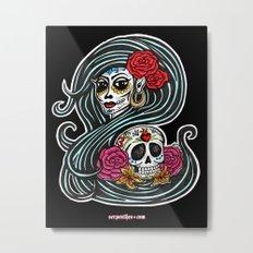 Brooklyn Avenue Metal Print