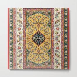 Persian 2 Metal Print