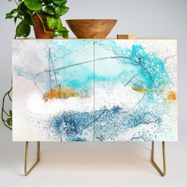 early morning II Credenza