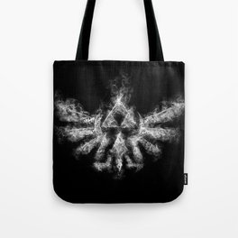 Triforce Smoke Tote Bag