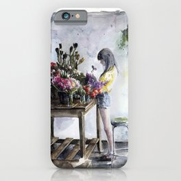 green care iPhone Case