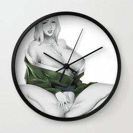 Naruto Tsunade IV Wall Clock