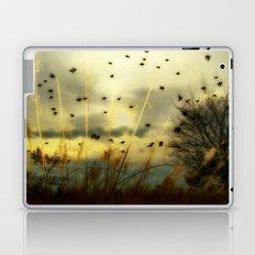 Bird Sunset Laptop & iPad Skin