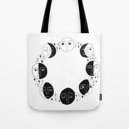 Just A Phase Tote Bag