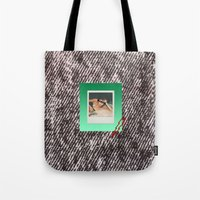 punk Tote Bags featuring PUNK by MODERN UNDERGROUND